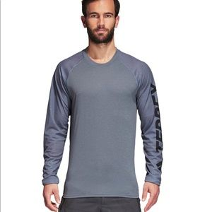 Adidas outdoor trailcross performance tee.